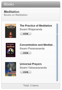 iBooksMeditation