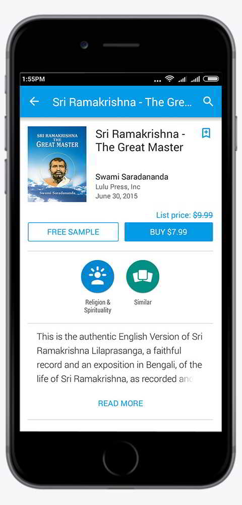 Vedanta ebooks google play books and kobo book fandeluxe Image collections